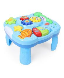 Musical Learning Table - Blue