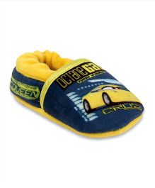 Disney Pixar Cars Booties - Yellow Blue