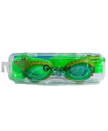 Li'Ll Pumpkins Crocodile Swimming Glass - Green