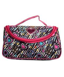 Li'Ll Pumpkins Printed Multipurpose Kit Bag - Pink