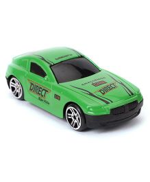 Playmate Die cast Free Wheel Toy Car - Green