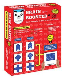 Play Panda Brain Booster Puzzle Type 1  - Multi Color