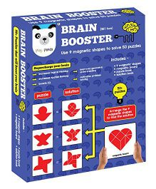 Play Panda Brain Booster Puzzle Type 2  - Multi Color