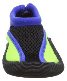 Splash About Non Slip Swimming Shoe - Lime Black & Blue