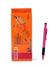 Kokuyo Camlin Mathematical Drawing Instruments Box - Orange