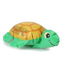 Intex Puff N Play Water Toy Tortoise - Green Yellow