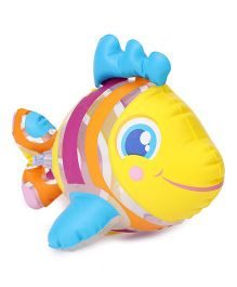 Intex Puff N Play Water Toy Fish Shape - Multi Color