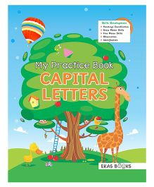 My Practice Book Capital Letters - English