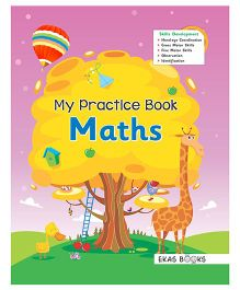 My Practice Book Maths - English