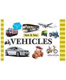 See & Say Vehicles - English