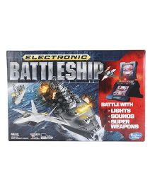 Hasbro Marvel Avengers Battleship Electronic Blaster - Red Blue
