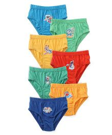 Doraemon Briefs Pack of 7 - Multicolour