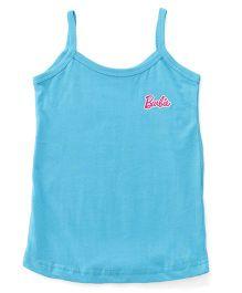 Barbie Singlet Slips Solid Color - Blue