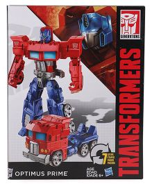 Transformers Optimus Prime Figure - Red Blue
