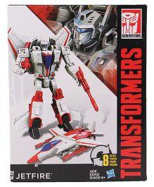 Transformers Generations Jetfire Figure - White Red