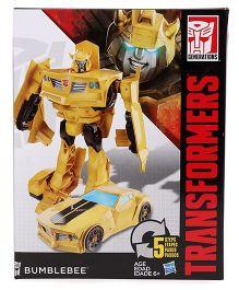 Transformers Bumblelee Figure - Yellow