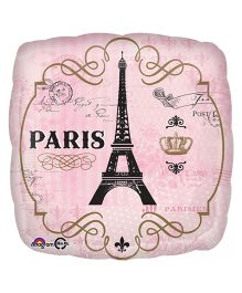 Planet Jashn Paris Balloon - Pink