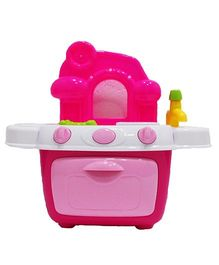 Emob Battery Operated Little Chef Portable Kitchen Set