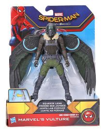 Marvel Spider-Man Homecoming Vulture Figure Grey & Green - Height 14 cm
