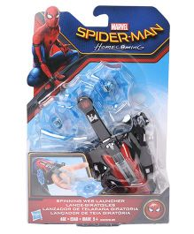 Marvel Spider-Man Homecoming Spinning Web Launcher - Blue