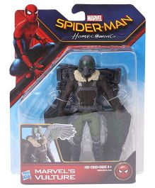 Marvel Spider Man Homecoming Vulture Web City Action Figure Green - 13.5 cm