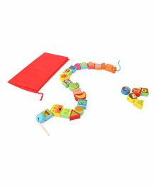 Sunny Beads String Alphanumeric Play Set - Multi Color