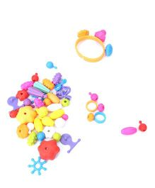 Sunny Craft Beads Set Multi Color - 50 Pieces