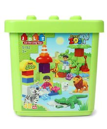 Sunny Building Blocks Multi Color - 48 Pieces