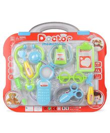 Sunny Doctor Play Set - Blue Green