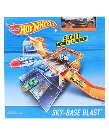 Hotwheels Hot Wheels Sky Base Blast - Multi Color