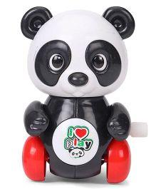 Sunny Wind Up Panda Toy - Black White