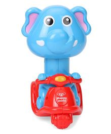 Sunny Press n Go Elephant Toy - Blue