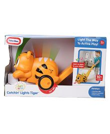 Little Tikes Catching Lights Tiger Walking Toy - Orange