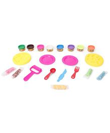 Imagician Playthings Craftival Imagi Doh My Nutritious Breakfast Set - Multicolour