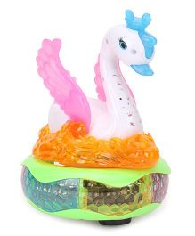 Imagician Playthings Kids Villa Dazzle & Dance Playmate Swan - Multicolor