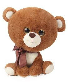 Archies Big Head Bear Soft Toy Brown - Height 25 cm