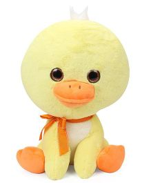 Archies Big Head Duck Soft Toy Yellow Orange - Height 40 cm