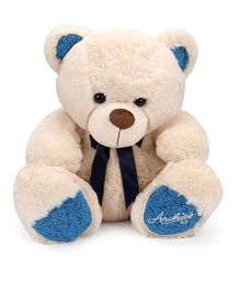 Archies Teddy Bear Soft Toy Blue Cream - 50 cm
