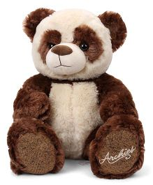 Archies Panda Soft Toy Brown Cream - 36 cm