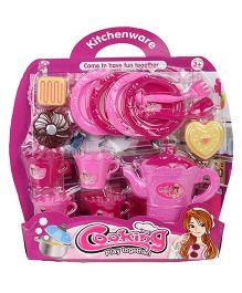Sunny Tea Play Set - Pink