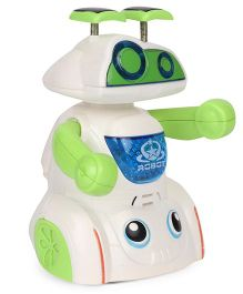 Suuny Musical Robot Do Not Fall  - White Green