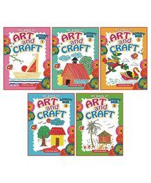 Dreamland - My Book of Art & Craft Pack