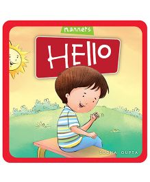 Manners Hello - English