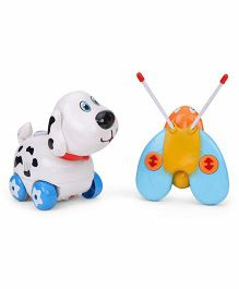 Remote Control Dog Toy - White
