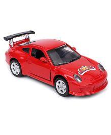 Dash Wonder Pull Back Toy Car - Red