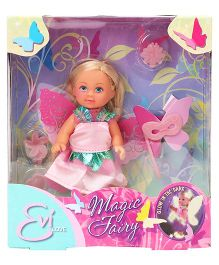 Simba Evi Love Magic Fairy Doll - Light Pink