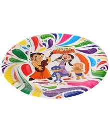 Chhota Bheem - Paper Plates