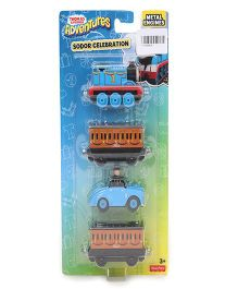 Thomas & Friends Multi Pack Vehicle Set - Blue