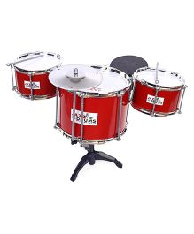 Baby Jazz Drum Set - Red