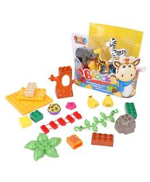 Sunny Building Blocks Multi Color - 43 Pieces